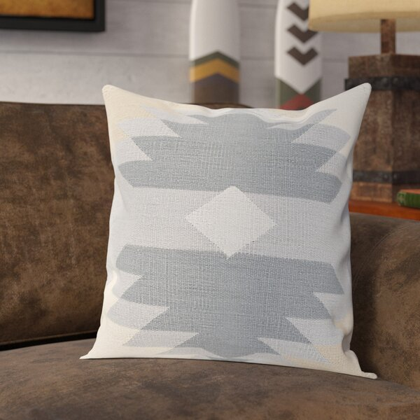 Clinard 100% Cotton Throw Pillow Cover by Mercury Row